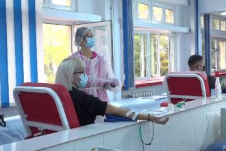 Lipsă acută de sânge în centrul de transfuzie din Alba Iulia. Medicii fac apel la populație