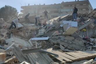 VIDEO. Cutremur cu magnitudinea 7 în Grecia și Turcia. Sunt 14 morți și peste 400 de răniți