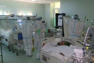 Trei pacienţi cu COVID, în stare critică, transferaţi în Polonia. Au nevoie de îngrijire la Terapie Intensivă