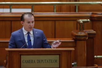 Florin Cîțu a anunțat că PNL nu votează Guvernul Cioloș: Vom asigura cvorum