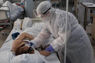 """Medic ATI: """"Când veți ajunge în terapie intensivă, n-o să vă țină locul nimeni acasă, nici ca mamă, nici ca tată"""""""