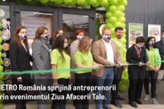 (P) METRO România sprijină antreprenorii români prin Ziua Afacerii Tale