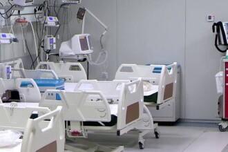 Autorităţile anunţă un pat ATI liber în judeţul Bihor pentru pacienţii cu coronavirus în stare gravă