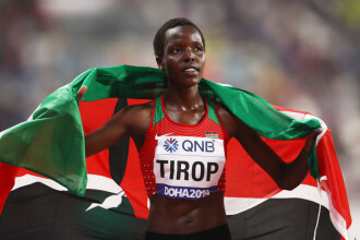 Atleta kenyană Agnes Tirop a murit la doar 25 de ani. Ar fi fost ucisă de soţul ei
