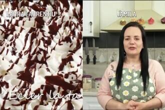Din bucătăriile virtuale, la tribunal. Jamila și Laura Laurențiu se luptă în instanță pentru eclerul la tavă