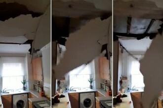 Casa groazei din Londra. Condițiile șocante în care trăiește o mamă cu fiicele ei. VIDEO