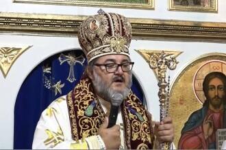 """Episcopul de Giurgiu: Incendiile din spitale sunt """"făcătură"""", iar vaccinurile lui Cîțu sunt expirate"""