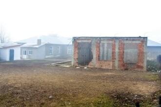Școala fantomă din Iași. Motivul pentru care nu va fi terminată niciodată lucrarea începută acum 15 ani