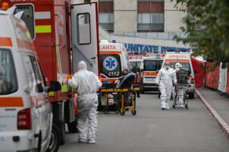 Situație disperată în spitalele din Ploiești. Peste 30 de pacienți așteaptă în UPU pentru eliberarea unui loc