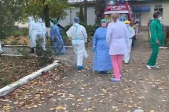 Spitalul Tg. Cărbunești ar fi rămas fără oxigen din cauza unei erori umane. Patru paciente Covid au murit