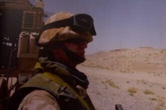 Militar român, despre experiența trăită în Afganistan: