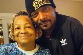 Tragedie în familia lui Snoop Dogg. Mama artistului a murit la vârsta de 70 de ani