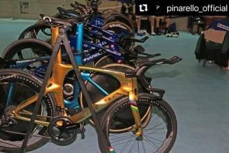 Cicliștii italieni, prădați de biciclete la o zi după ce au câștigat titlul mondial. Furtul, din parcarea păzită la hotel