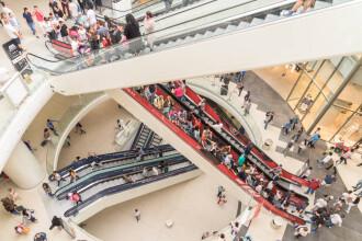 Certificatul verde este necesar și pentru accesul în mall-uri. Guvernul a adoptat o nouă Hotărâre