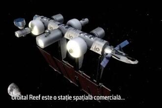 ''Blue Origin'', deținută de Jeff Bezos, vrea să construiască o stație orbitală comercială
