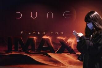 """O continuare a filmului """"Dune"""" va apărea în cinematografe în octombrie 2023"""
