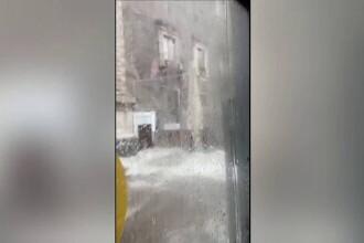 Inundațiile au făcut prăpăd în provincia Catania din Italia. Bilanțul tragic: doi morți și o persoană dispărută