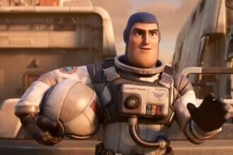 Astronautul Buzz Lightyear revine pe marile ecrane. Cine va fi vocea îndrăgitului personaj