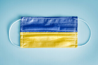 Nicio persoană cu Covid nu a ajuns la spital în acest val, în orașul din Ucraina care a ales să se vaccineze în masă