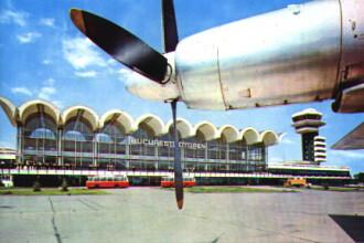 Peste 160 de oameni, blocati in aeroportul Henri Coanda
