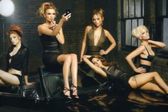 Girls Aloud, in cel mai sexy calendar de pana acum