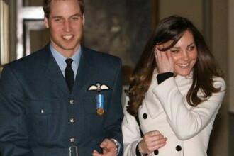 Kate, iubita Printului William, munceste opt ore pe zi