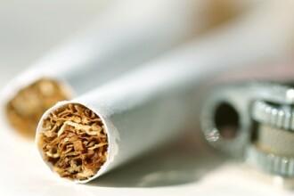 Romanii au cheltuit peste 1,5 miliarde de euro pe tigari si bauturi