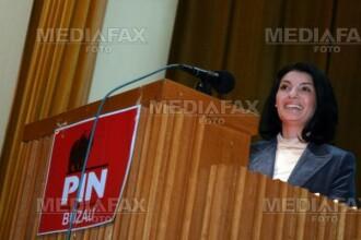 Lavinia Sandru va candida in acelasi colegiu electoral cu Elena Udrea