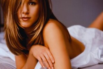 Jenifer Aniston e din ce in ce mai bine