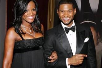 Usher, tata pentru a doua oara
