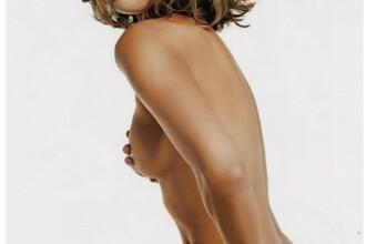 Eva Mendes si-a lasat chilotii acasa