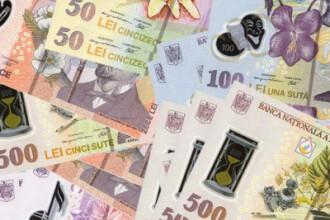 Cel mai puternic curs din ultimele 10 luni si jumatate: 1 euro = 4,14 lei