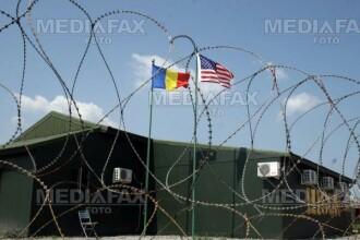 Angajat electrocutat la baza militara americana de la Mihail Kogalniceanu