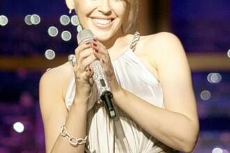 Kylie Minogue a dat lovitura!