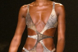 Naomi Campbell a ajuns la azilul de saraci