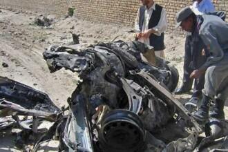 Afganistan: doi angajati ONU, ucisi intr-un atentat sinucigas