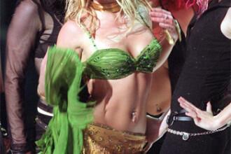 Britney Spears nu mai danseaza ca pe vremuri
