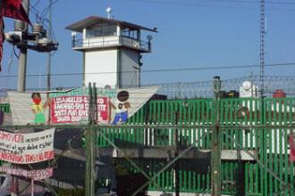 Revolta intr-o inchisoare suprapopulata din Mexic