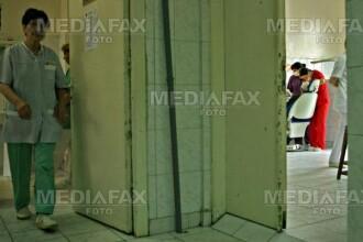 Barbat abandonat in Spitalul de Urgenta din Galati