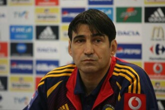 Gigi Becali il prezinta oficial pe Piturca antrenor la Steaua peste 7 zile
