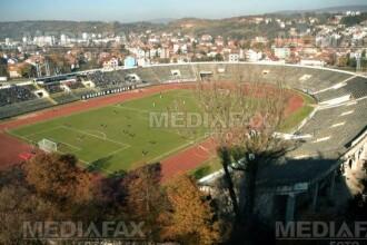 Cluj: incepe demolarea stadionului