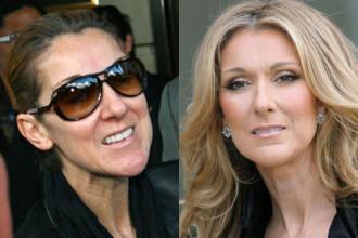 Asa arata Celine Dion fara machiaj!