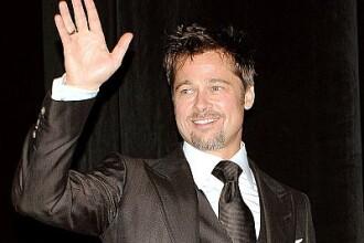 Brad Pitt sustine cu bani homosexualii si lesbienele