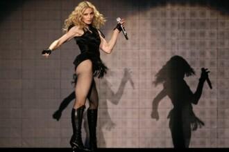 Madonna a facut... poc! Inca o data!
