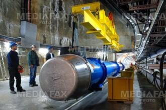 Pana de curent la acceleratorul de particule de la Geneva