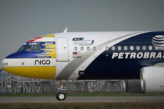 Calatorie terminata la spital pentru 30 de pasageri ai unei curse aeriene