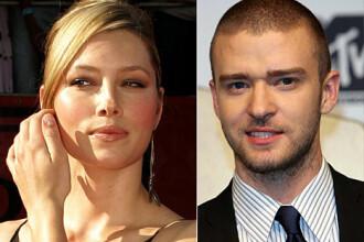 Jessica Biel si Justin Timberlake pregatesc un album impreuna