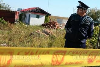 Crima infioratoare intr-un sat din judetul Iasi