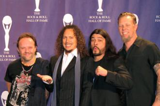 Metallica, recompensa de 50.000 de dolari pentru gasirea unei fane!