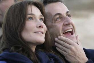 Carla Bruni si Sarkozy, amor in castelul Windsor! Regina, sa astepte!